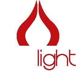 flexilight_logo_white - Heliotron Deutschland GmbH - Flüssigwachskerzen