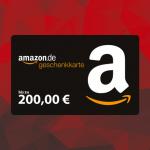 amazon.de Geschenkkarte Weiterempfehlung Empfehlung Angebot Gutschein Geschenk