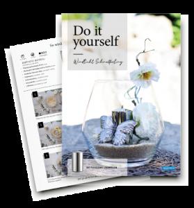 DIY Anleitung mit Schmetterlingen