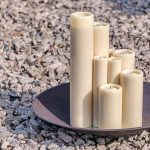 Heliotron Flexilight Flüssigwachskerzen Gastronomie Hotellerie Stumpenkerzen Laternenkerzen Dauerkerzen